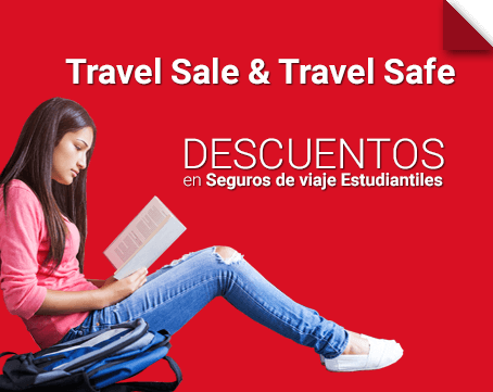 ¡Travel Sale Travel Safe!