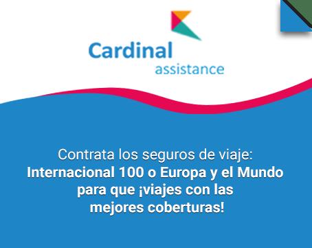 Asistencia al viajero Cardinal Assistance