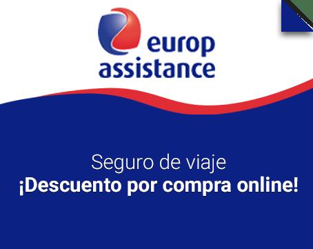 Europ Assistance 50% OFF.