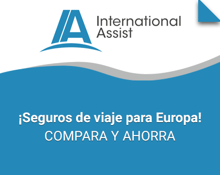 Seguro de viaje para Europa International Assistance