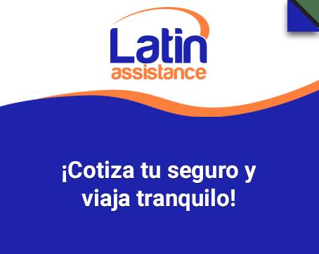 ¡Latin Assistance!