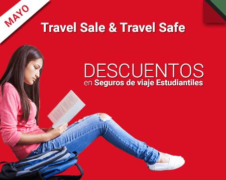 ¡Travel Sale Travel Safe!