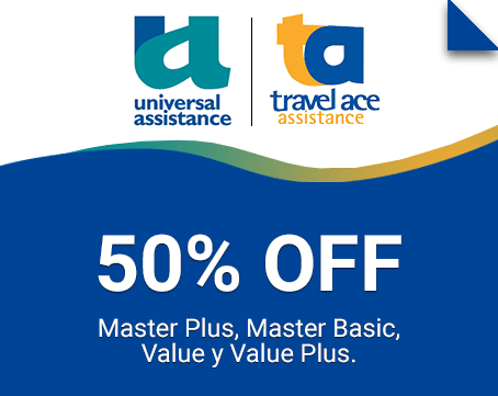 50% OFF Master Plus, Master Basic, Value y Value Plus.