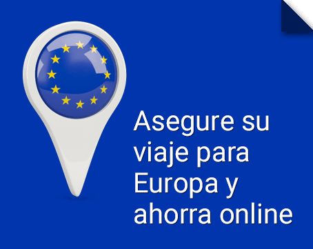 Seguro de viaje a Europa
